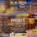 Flyer Christkindlmarkt 2015