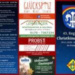 Christkindlmarkt 2018 - Programm