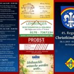 Christkindlmarkt 2019 - Flyer